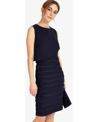 Phase Eight - Gaia Layered Dress - Lyst