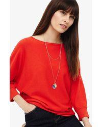 Phase Eight - Emilia Double Row Stone Necklace - Lyst