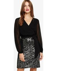 Phase Eight - Janessa Sequined Dress - Lyst