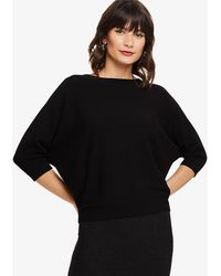 Phase Eight - Becca Smart Knitted Jumper - Lyst