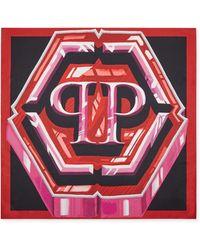 Philipp Plein - Square Scarf - Lyst