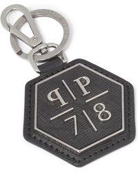 "Philipp Plein - Key Chain ""forget It"" - Lyst"