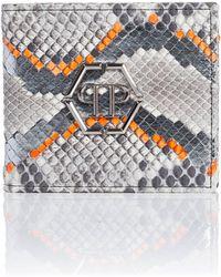 "Philipp Plein - Pocket Wallet ""mirko"" - Lyst"