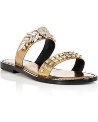"""Philipp Plein - Andals Flat """"let Me Know"""" - Lyst"""