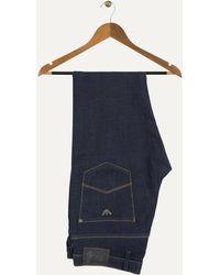 Armani Extra Slim Dark Denim Jeans Blue