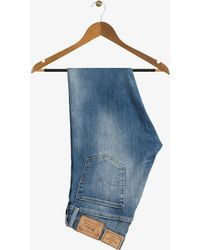 Ralph Lauren - 'sullivan' Slim Fit Washed Jeans Blue - Lyst