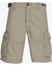 Polo Ralph Lauren - Classic Pocket Cargo Short Khaki - Lyst