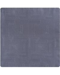 BOSS - Dizzle Dazzle Design Pocket Square Slate Grey - Lyst