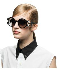 Prada - Tapestry Eyewear - Lyst