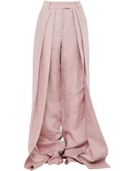 Preen By Thornton Bregazzi - Ss18 Anthea Trousers - Lyst