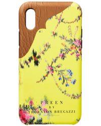 Preen By Thornton Bregazzi - Iphone Case Lemon Garland - Lyst