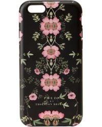 Preen By Thornton Bregazzi | Iphone Case Wild Rose | Lyst