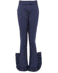 Preen By Thornton Bregazzi - Re18 Pearl Trousers - Lyst