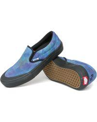 fc52984b5be Vans X Thrasher Slip On Pro Men s Slip-ons (shoes) In Multicolour ...