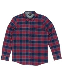 Volcom - Caden Long Sleeve Shirt - Lyst