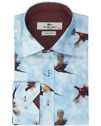 Claudio Lugli | Pheasant Print Shirt | Lyst