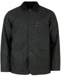 Levi's - Sherpa Engineer Coat - Lyst