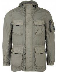 Belstaff - Pallington Hooded 4 Pocket Jacket - Lyst