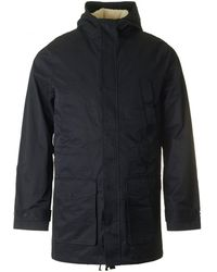 Original Penguin - Removeable Vest Parka - Lyst