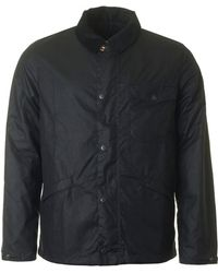 Barbour - Mud Waxed Jacket - Lyst