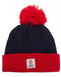 Franklin & Marshall - Contrast Bobble Hat - Lyst