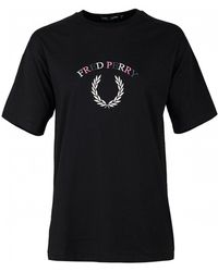 Fred Perry - Embroidered Logo - Lyst