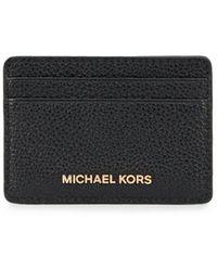 Michael Kors - Mercer Card Holder - Lyst