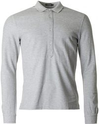 J.Lindeberg - Connie Long Sleeved Polo - Lyst