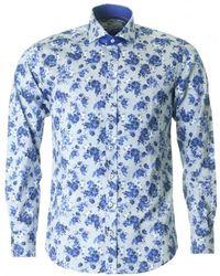 Claudio Lugli | Floral Print Shirt | Lyst