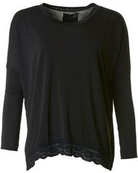 A Postcard From Brighton - Premium Suzy Lace Top - Lyst