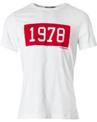 Calvin Klein - Takany 1978 Slim Fit Crew Neck - Lyst