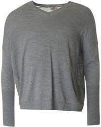 Levi's - Slim Sleeve Oversize Pull Over - Lyst