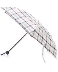 Barbour | Lilburn Tartan Umbrella | Lyst