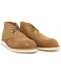 Red Wing - Heritage Suede Work Chukka Boots - Lyst