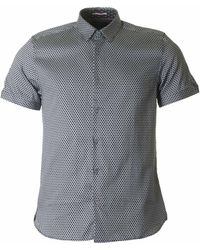 Ted Baker - Gudvu Geo Patterned Shirt - Lyst