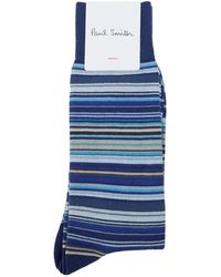 Paul Smith - Multi Stripe Socks - Lyst