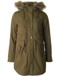 Parka London - Two In One Bomber Parka - Lyst