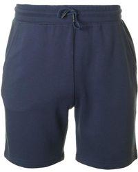 Farah - Shalden Garment Dyed Jersey Shorts - Lyst