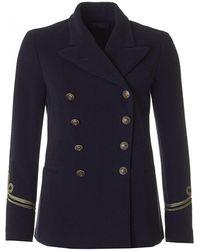 Polo Ralph Lauren - Wool Admiral Blazer - Lyst