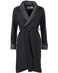 UGG - Duffield Ii Fleece Lined Dressing Gown - Lyst