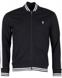 Polo Ralph Lauren - Tipped Bomber Sweat - Lyst