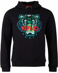 KENZO - Icons Classic Tiger Pullover Hoody - Lyst