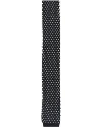 Tootal - Birdseye Knitted Silk Tie - Lyst