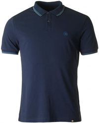 Pretty Green - Barton Short Sleeved Tipped Polo - Lyst