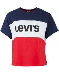 Levi's - Colourblock J V - Lyst