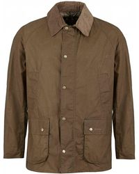 Barbour - Lightweight Wax Ashby Jacket - Lyst