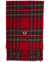 Fred Perry - Royal Stuart Scarf - Lyst
