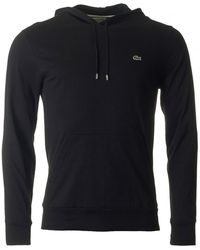 Lacoste - Long Sleeved Hooded - Lyst