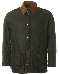 Barbour - Lightweight Ashby Waxed Jacket - Lyst