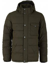 Barbour - Pivot Heavy Quilted Jacket - Lyst